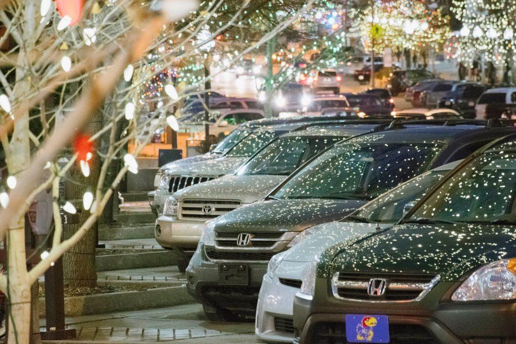 Cars Under the Stars