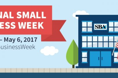 National Small Business Week April 30- May 6