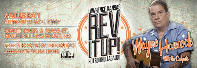 Rev It Up! Hot Rod Hullabaloo Car Show