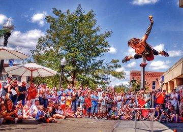 Busker Fest 2016