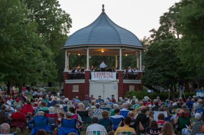 Lawrence City Band Summer Concert Series