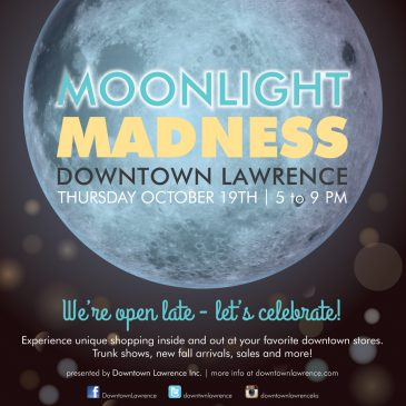 Moonlight Madness: A Shopping Event