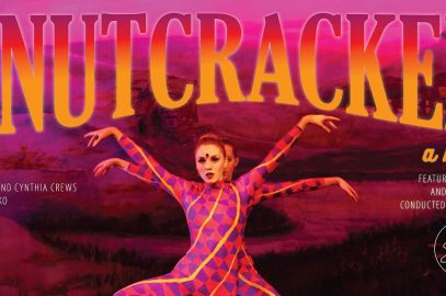 "Lawrence Arts Center Presents ""A Kansas Nutcracker"""