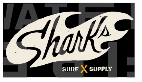 Sharks Surf +Supply: Charlie Hustle Launch Event!!!