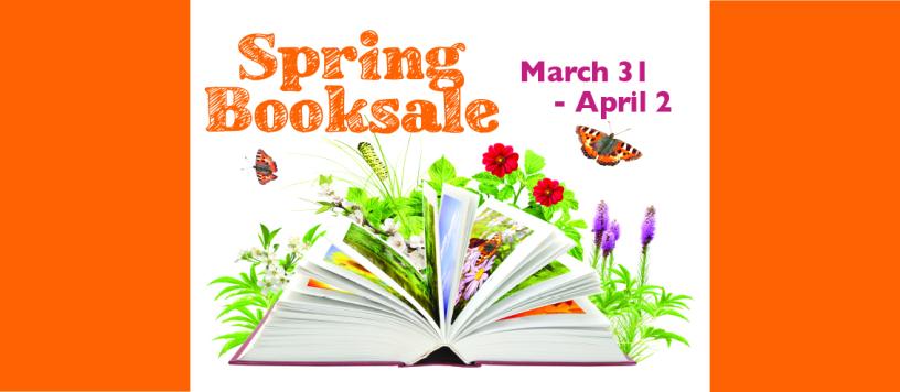 LPL Friends' Spring Book Sale