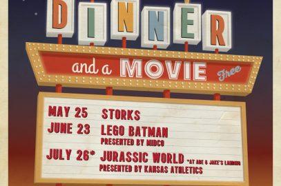 Dinner & A Movie – 2017 Schedule