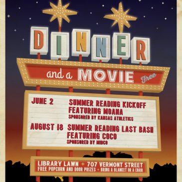 Dinner & A Movie – Moana