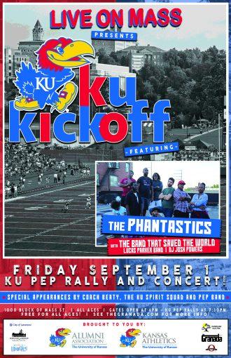 Live on Mass Presents: KU Kickoff!
