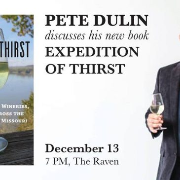 Expedition of Thirst: Local Spirits with Pete Dulin