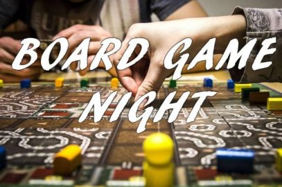 Board Game Night at Game Nut
