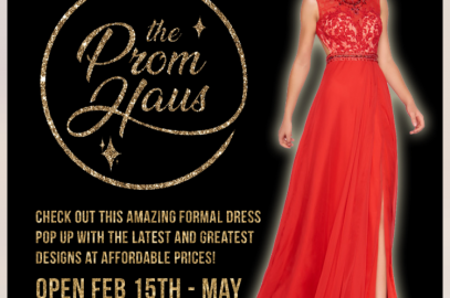The Prom Haus Now Open