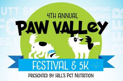 4th Annual Paw Valley Festival & 5K