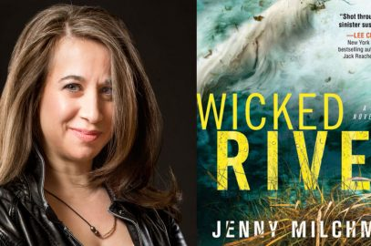 Horror Writer Jenny Milchman Reading at The Raven Bookstore