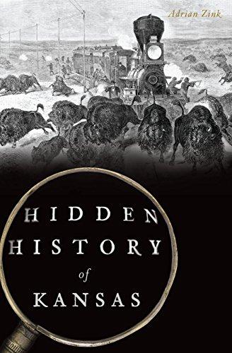 Hidden History of Kansas Author Talk