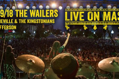 Live on Mass Presents: The Wailers