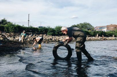 Kansas River Cleanup