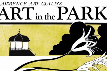 Art In The Park – Sponsored by the Lawrence Art Guild