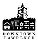 Downtown Lawrence Logo