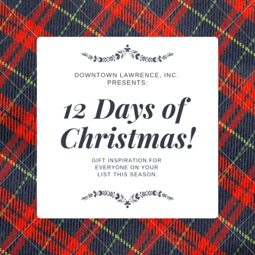 12 Days of Christmas – Local gifts for everyone on your list!
