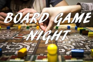 Game Nut Board Game Night