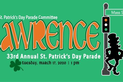 33rd Annual Lawrence St. Patrick's Day Parade