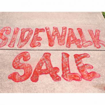 60th Annual Downtown Lawrence Sidewalk Sale