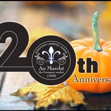 Au Marché Oktoberfest Celebration