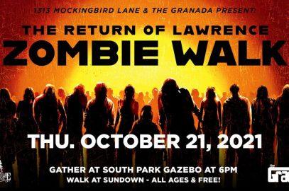 Annual Downtown Zombie Walk