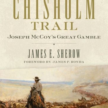 Raven Book Chats at the Watkins: The Chisholm Trail