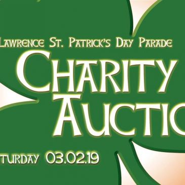 St. Patricks Day Parade Auction