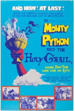 Monty Python's Holy Grail at Liberty Hall