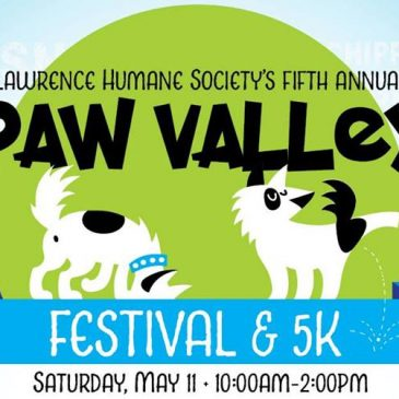 5th Annual Paw Valley Festival and 5K