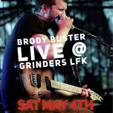 Live Music with Brody Buster