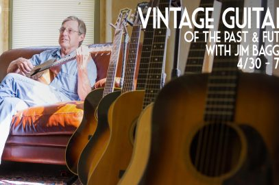 Vintage Guitars of the Past and Future