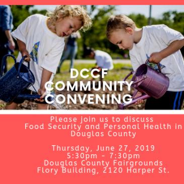 Douglas County Community Foundation Community Convening