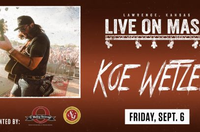 LiveOnMass Presents: Koe Wetzel