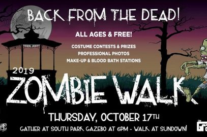 13th Annual Downtown Zombie Walk