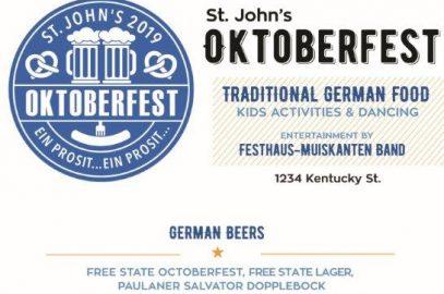 St. John Oktoberfest