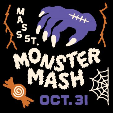 Mass Street Monster Mash