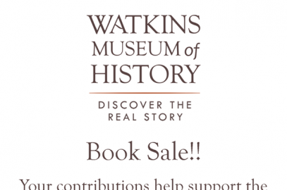 Watkins Book Sale
