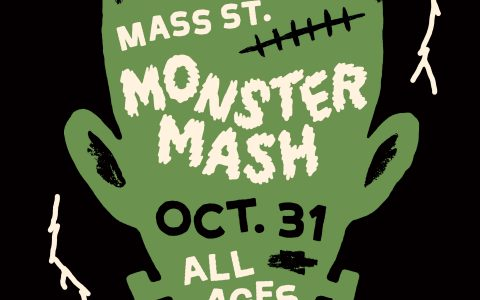 Mass St. Monster Mash