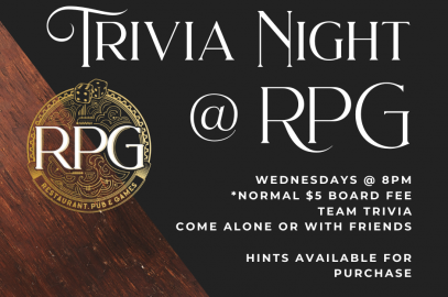 Trivia Nights at RPG