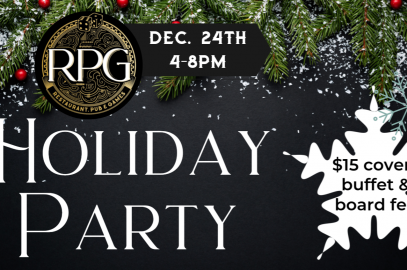 Holiday Party at RPG