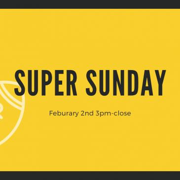 Super Sunday Funday