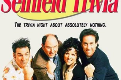 Seinfeld Trivia at The Burger Stand