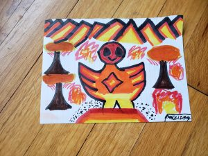 Phoenix Rising for FB cover