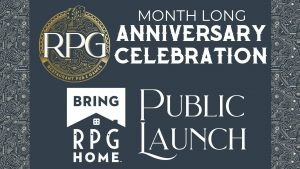 RPG Anniversary