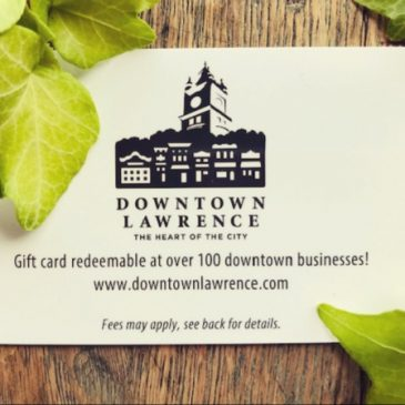 Downtown Lawrence $10K Gift Card Giveaway!!!