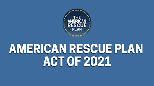 New COVID Resources/American Rescue Plan New Information