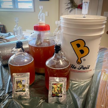 Home Brewing Demo Day